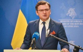 Кулеба заявил, что пока Украина несет репутационные риски / МИД Украины