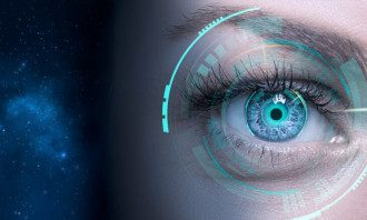 Mojo Vision / линзы виртуальной реальности