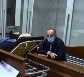 Назаренко, подозреваемый в совершении смертельного ДТП на Майдане, поделился воспоминаниями