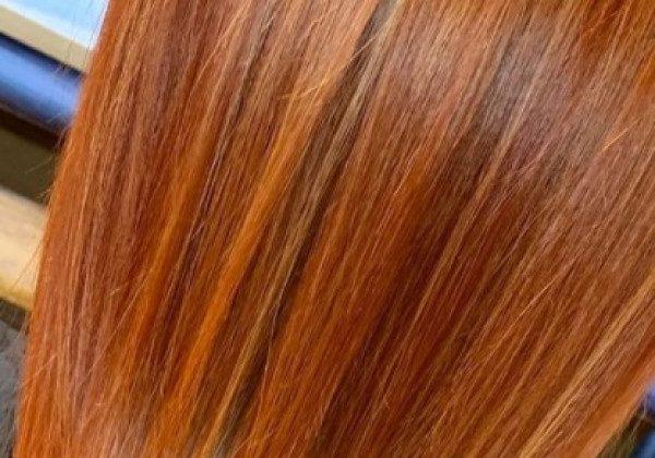 Модное окрашивание волос осень 2020
