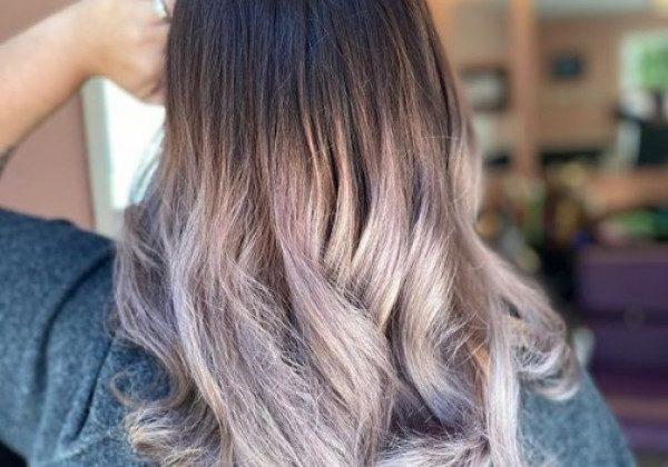 Фарбування волосся грибний блонд 2020