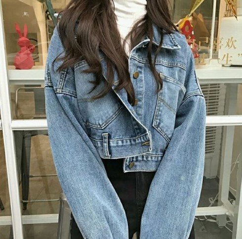 Джинсовая куртка всегда как новая / Instagram