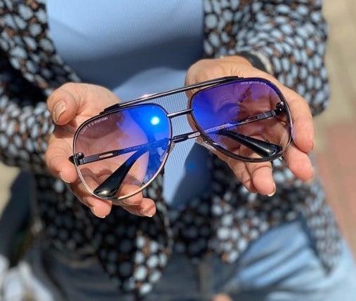 Окуляри-авіатори теж вічні / Instagram