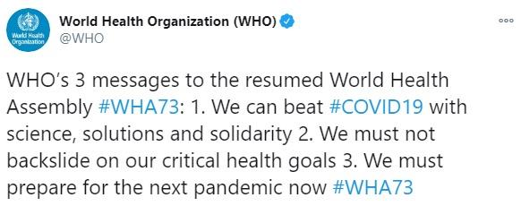 Миру грозит новый удар пандемии: в ВОЗ дали тревожный прогноз