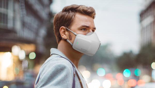 Стартовала продажа умных масок PuriCare: коронавирус не пройдет