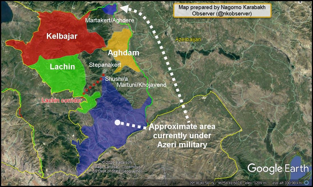 Фото Nagorno Karabakh Observer