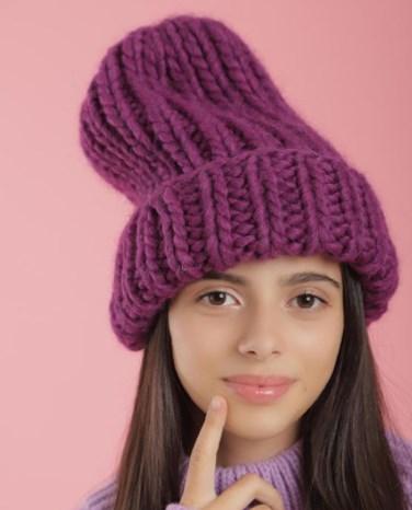 Модні шапки зима 2020 / Instagram