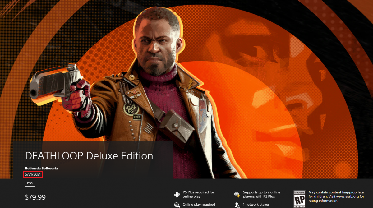 Стала известна дата выхода новой игры от создателей Dishonored и Prey