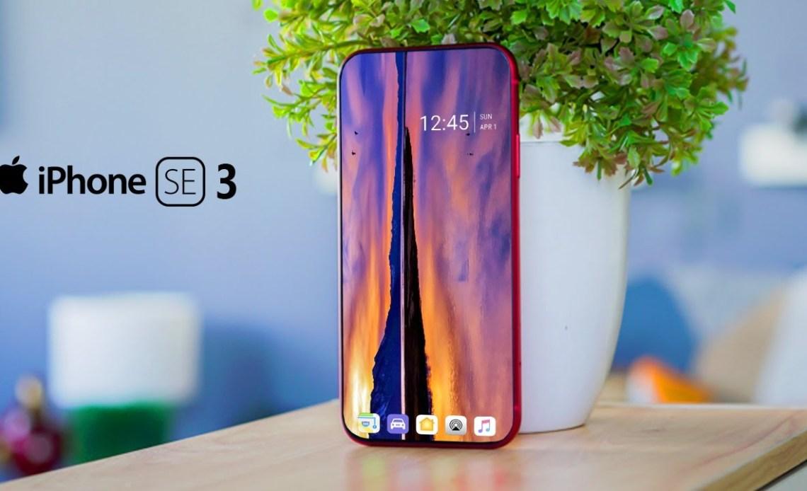 The iPhone SE 3 / Прототип