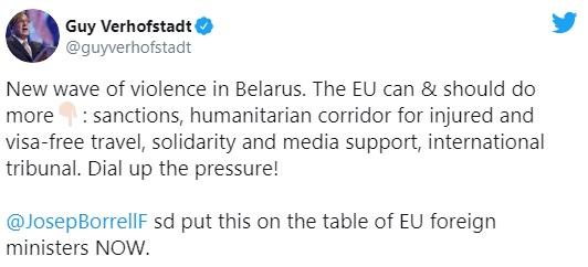 Лукашенко грозит трибунал: в Европарламенте раскрыли новый план по Беларуси