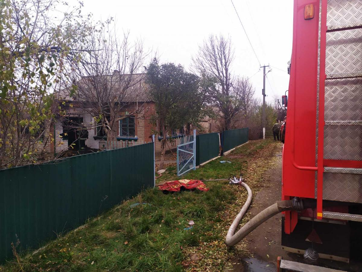 На Кіровоградщині у будинку сталася пожежа, знайдено мертвими чотирьох осіб – Новини Кропивницького
