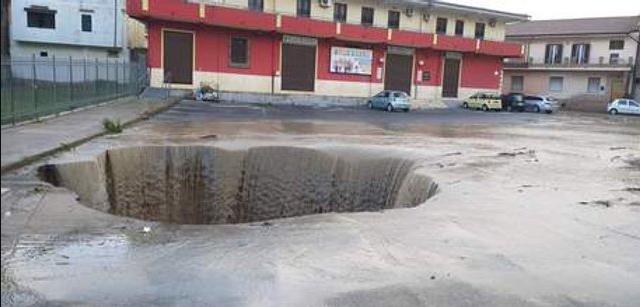 Потоп в Италии