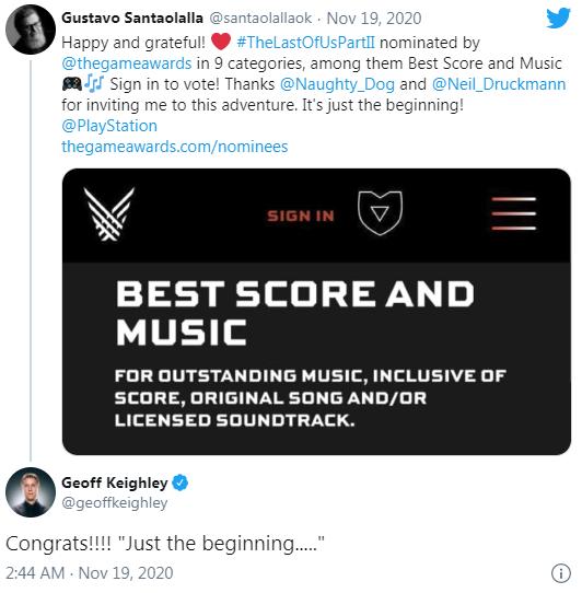 Композитор The Last of Us тизерит большой анонс – поклонники теряются в догадках