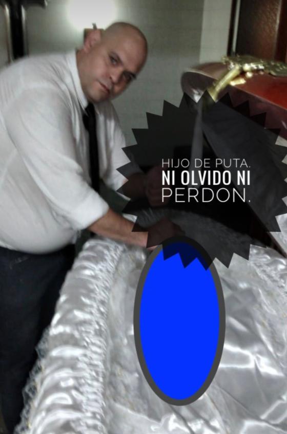 Марадона в гробу – фото вызвало шквал возмущения