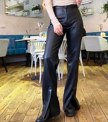 Модные брюки зима 2021 / Instagram