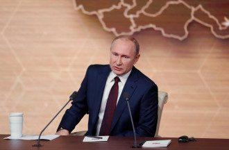 Путін, як будь-який диктатор, впевнений, що правитиме до останньої хвилини. І Каддафі теж був у цьому впевнений... / Reuters