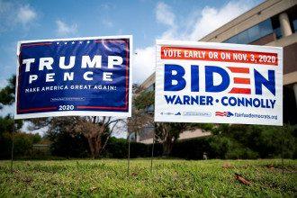 вибори в США