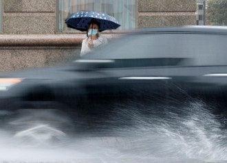 Дожди с грозами накроют Украину