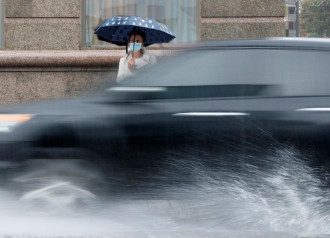 погода, дощ, Київ
