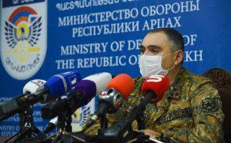 Нагірний Карабах - убитий один з військових голів республіки