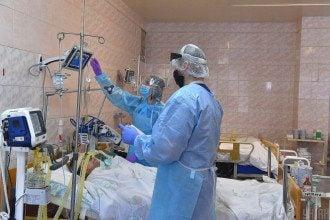 К концу 2020 года в Украине резко вырастет заболеваемость COVID-19 / УНИАН
