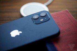 iPhone 12 mini / Verge