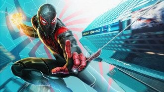 Marvel's Spider-Man: Miles Morales / PS5