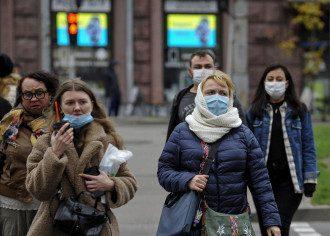 Київ, карантин