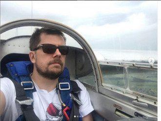 Александр Колтовой погиб при крушении самолета / соцсети