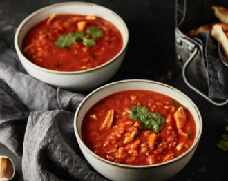 Найден простой рецепт супа из грузинской кухни