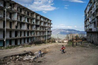Місто Шуші, Нагірний Карабах