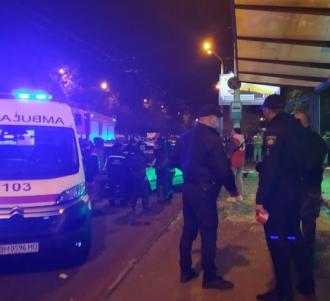 Водій, який врізався в зупинку в Одесі, озвучив свою версію аварії – ДТП в Одесі