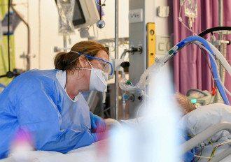 коронавирус, больница , врачи