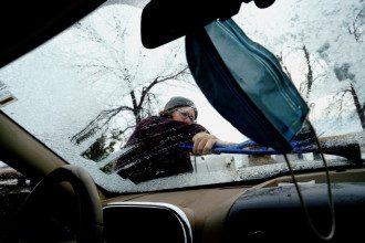 Синоптики попередили, що Луганщину вкусить мороз – Україна морози 2020