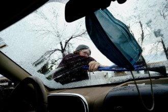 В Гидрометцентре предупредили, что большинству областей Украины грозят заморозки на почве