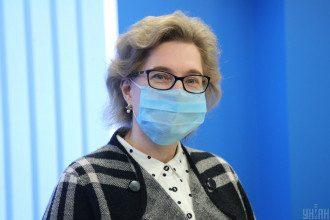 Голубовская полагает, что дети – двигатель любой эпидемии – Эпидемия коронавируса в Украине