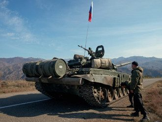 Нагорный Карабах, миротворцы
