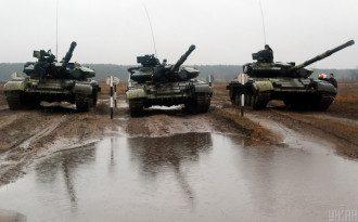 Украина,танки