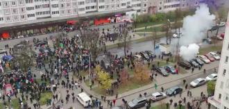 Взрывы и стрельба в Минске 15 ноября