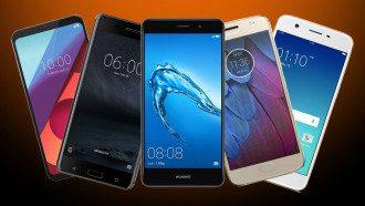 Топ 5 лучших бюджетных смартфонов до 4000 гривен