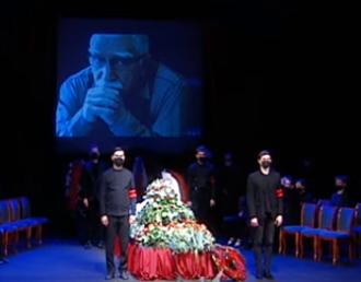 Джигарханяна поховали поруч з дочкою Оленою – Армен Джигарханян смерть