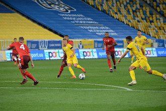 В УЕФА сделали заявление о матче Швейцария - Украина / УАФ