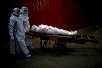 Чому коронавірус в Україні у молоді став протікати у важкій формі