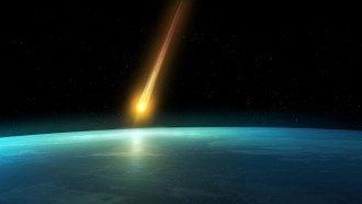 Метеор прийняли за НЛО й ліки від COVID-19 - відео зняли вчені