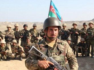 азербайджан, армия