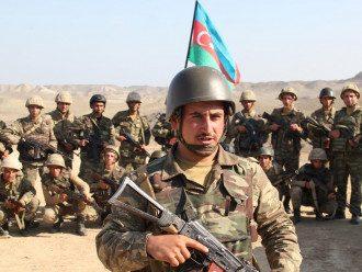 азербайджан, армія