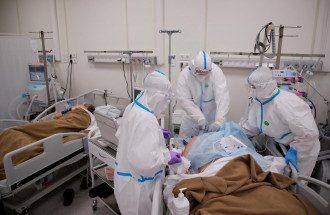 Ляшко сообщил, что на лечение коронавирусной инфекции в не очень тяжелых случаях в среднем тратят 38 тысяч грн – Коронавирус лечение новости