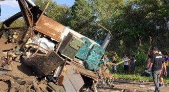 В Бразилии в аварии погибло около 40 человек