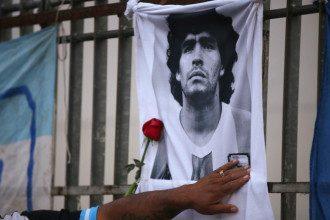 Диего Марадона умер