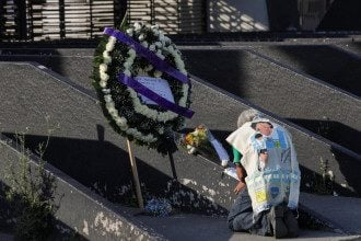 Марадона, похороны